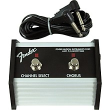 Open Box Fender 2-Button Channel/Chorus Footswitch