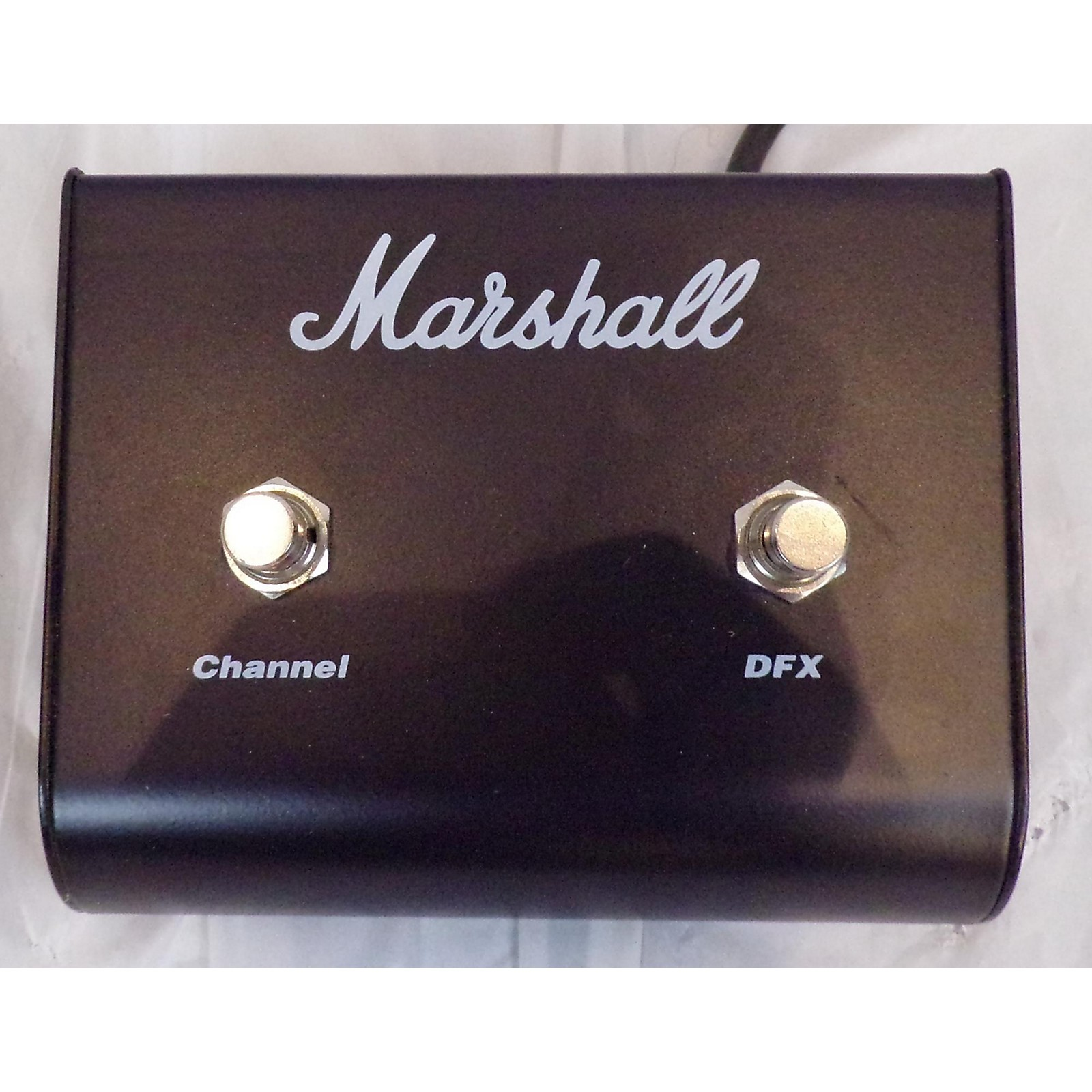 Marshall 2 Button DFX Footswitch Footswitch
