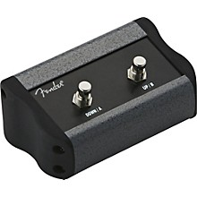 Open BoxFender 2-Button Footswitch for Mustang Amps