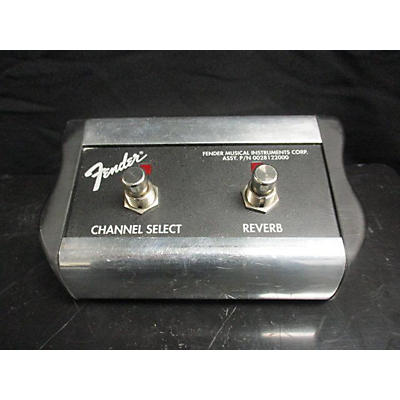 Fender 2 CHANNEL FOOTSWITCH Footswitch