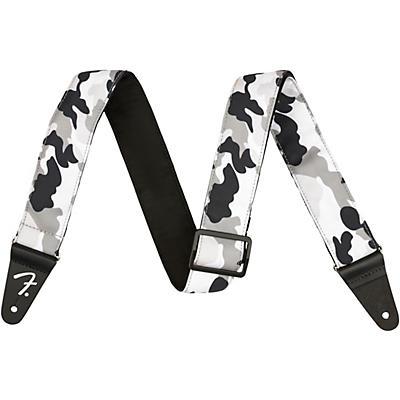 "Fender 2"" Camouflage Guitar Strap"
