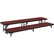 2 Level Straight Standing Choral Riser (18