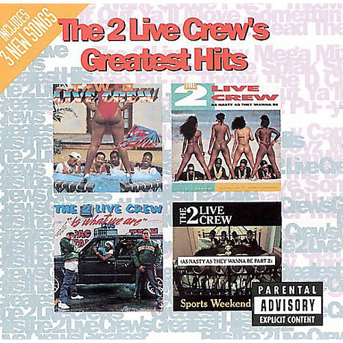 Alliance 2 Live Crew - Greatest Hits