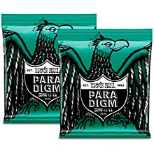 Ernie Ball 2 Pack- Paradigm Power Slinky Electric Guitar Strings Bundle