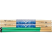 Vater 2 Pairs of 5A's and a Bamboo Splash