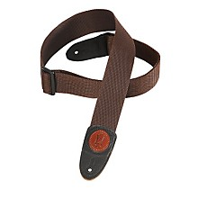 """Levy's 2"""" Poly Guitar Strap"""