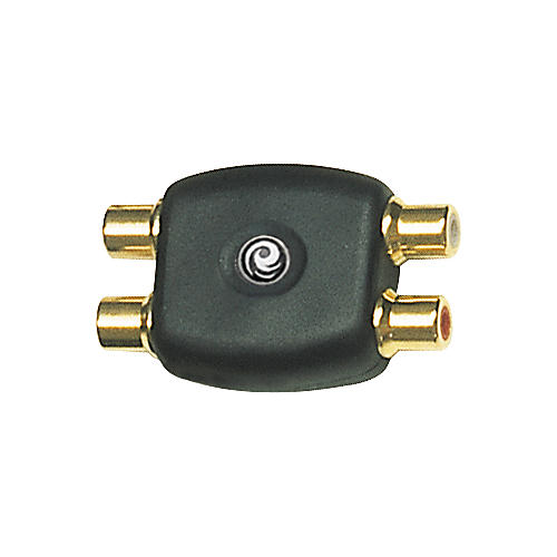 D'Addario Planet Waves 2 RCA Female - 2 RCA Female Adapter
