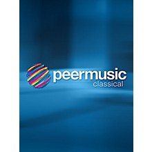 Peer Music 2 Sonatas a Tres Peermusic Classical Series Composed by Jose Ardevol