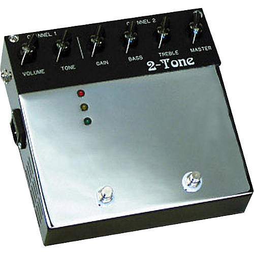 Bad Cat 2-Tone Guitar Effects Pedal