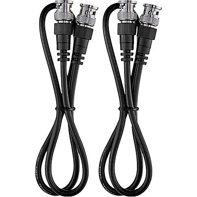 Electro-Voice 2 foot antenna coax cable (pair)