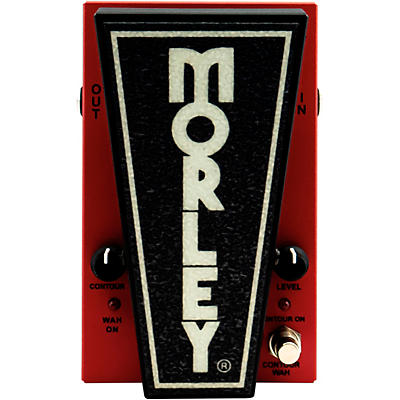 Morley 20/20 Bad Horsie Wah Effects Pedal