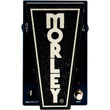 Open Box Morley 20/20 Power Wah Effects Pedal