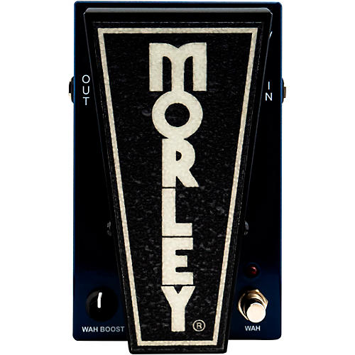 Morley 20/20 Power Wah Effects Pedal Condition 2 - Blemished Regular 194744044649