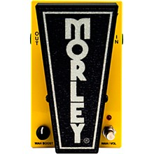Morley 20/20 Power Wah Volume Effects Pedal