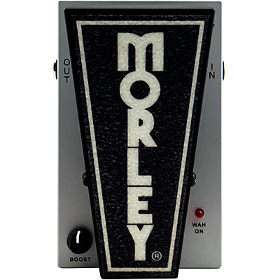 Morley 20/20 Wah Boost Effects Pedal