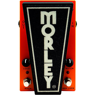 Morley 20/20 Wah Lock Effects Pedal