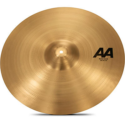 "Sabian 20"" AA Rock Crash Cymbal"