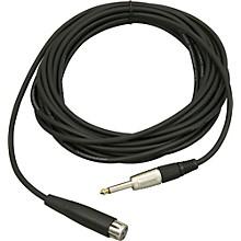 Musician's Gear 20 ft. Hi-Z XLR Mic Cable