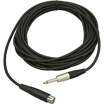 Musician's Gear 20 ft. Hi-Z XLR Mic Cable