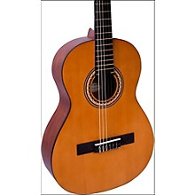 Open Box Valencia 200 Series 3/4 Size Hybrid Classical Acoustic Guitar