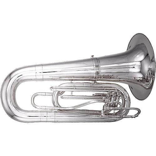 Kanstul 200 Series 3-Valve 5/4 Marching BBb Tuba