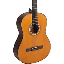Open Box Valencia 200 Series Full Size Classical Acoustic Guitar
