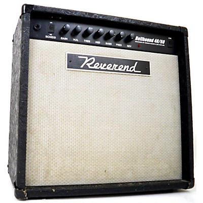 Reverend 2000 HELLHOUND 40/60 1x12 Tube Guitar Combo Amp