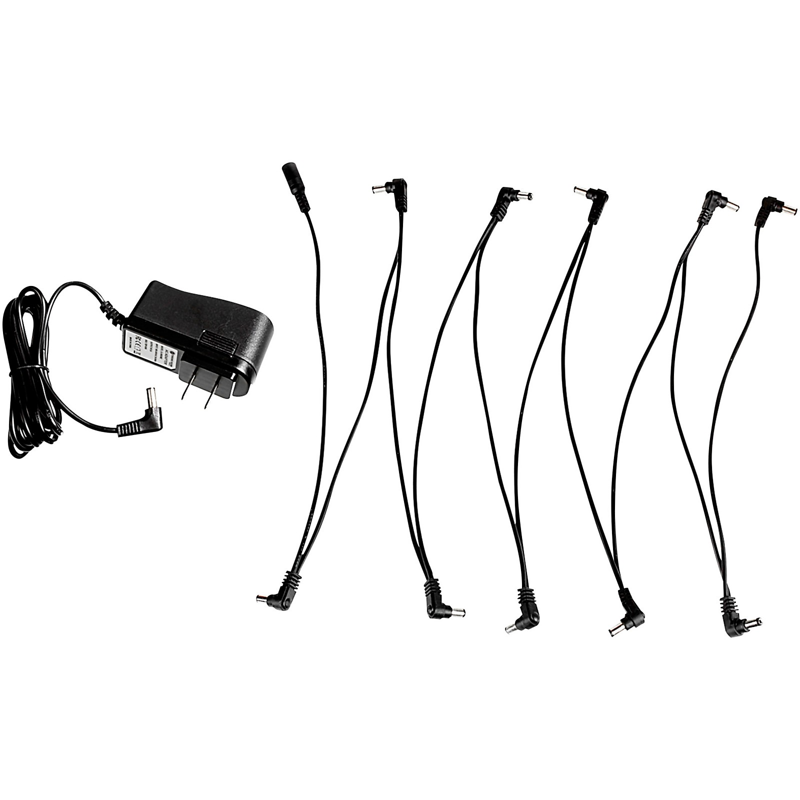 Throne Room Pedals 2,000mA 9V DC Power Supply Kit with 10-Plug Daisy Chain