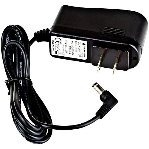 Throne Room Pedals 2000mA 9V DC Right Angle Power Adapter