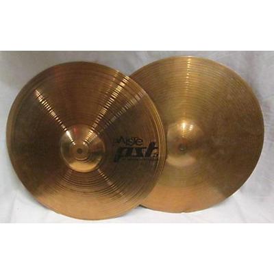 Paiste 2000s 14in PST5 Hi Hat Pair Cymbal