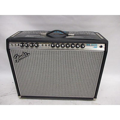 Fender 2000s 1968 Custom Twin Reverb 85W 2x12 Tube Guitar Combo Amp