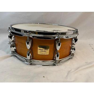 Yamaha 2000s 6X14 MAPLE CUSTOM ABSOLUTE Drum