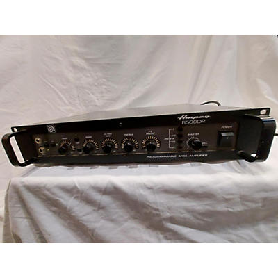 Ampeg 2000s B500DR Tube Bass Amp Head