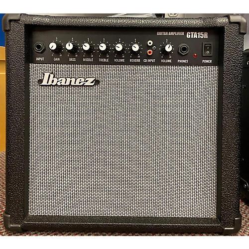 2000s GTA15R-H 15W 1X6 Guitar Combo Amp