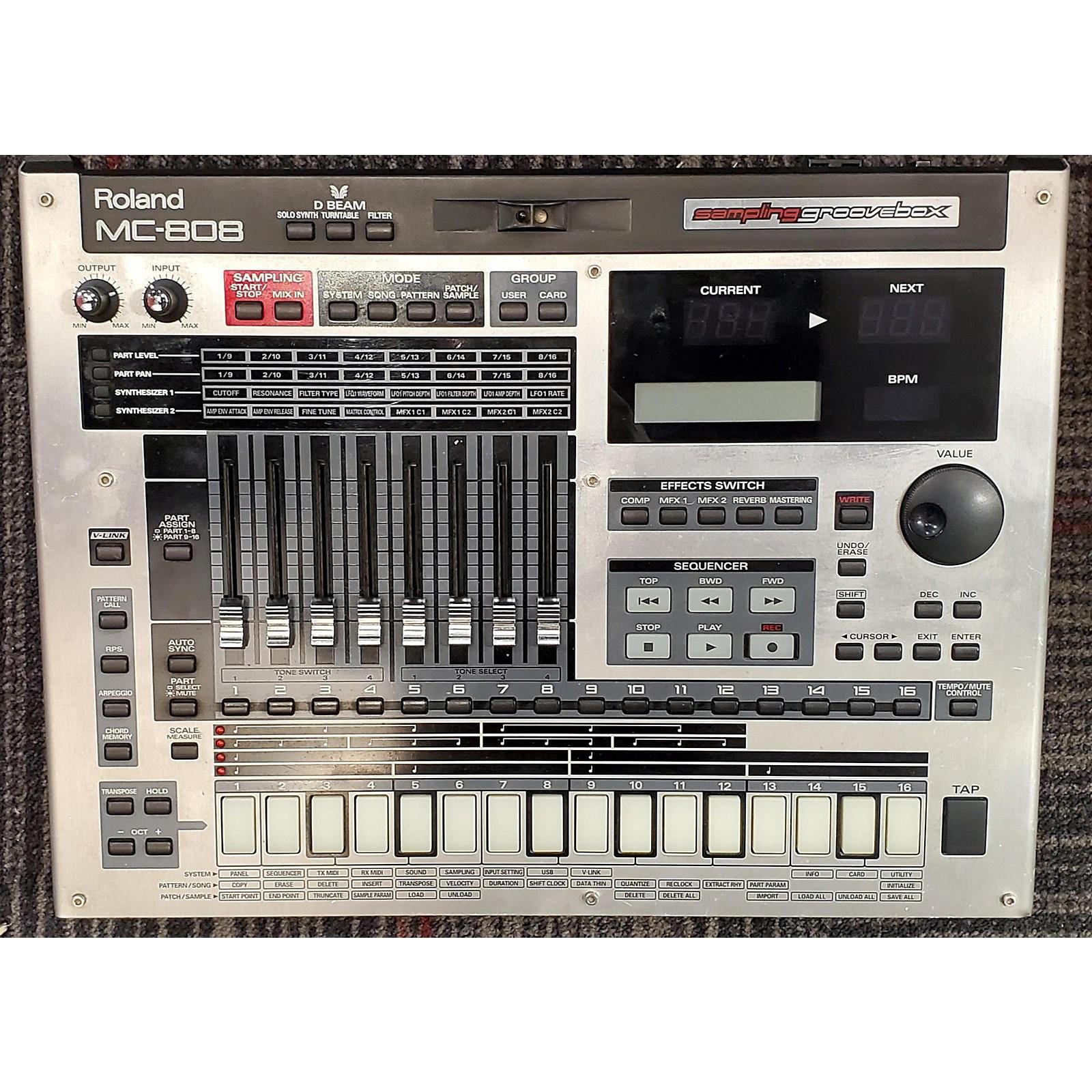 Roland 2000s MC-808 Production Controller