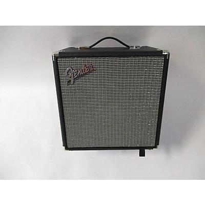 Fender 2000s Rumble 25 25W 1x10 Bass Combo Amp