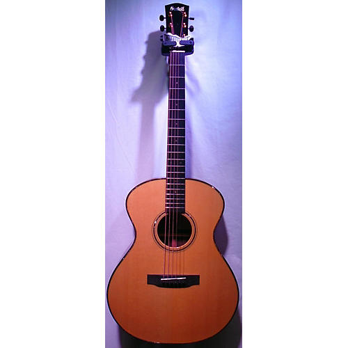 Bedell 2000s SS-0-EU/BR Acoustic Guitar Natural