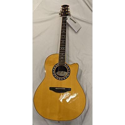 Ovation 2001 1777 Legend Acoustic Electric Guitar