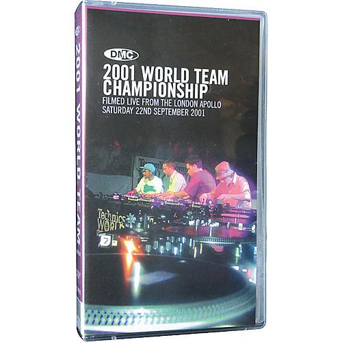 DMC 2001 World Team Championship VHS Video