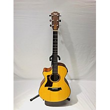 Taylor 2002 512CE Left Handed Acoustic Electric Guitar