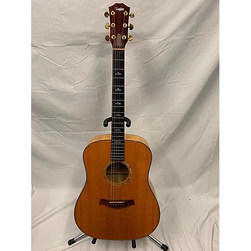 Taylor 2002 610-LTD Acoustic Electric Guitar Natural