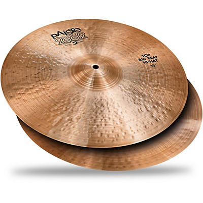 Paiste 2002 Big Beat Hi-Hat