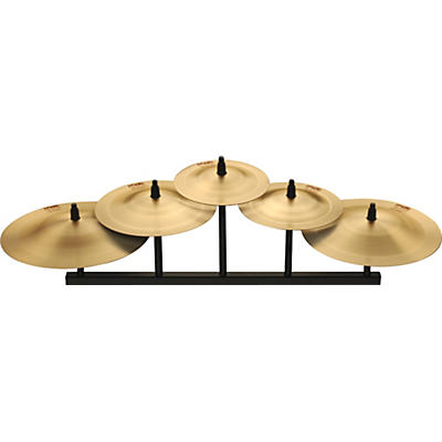 Paiste 2002 Cup Chime 5-piece Cymbal Set