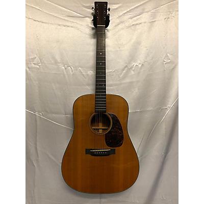 Martin 2002 D18V Vintage Series Acoustic Guitar