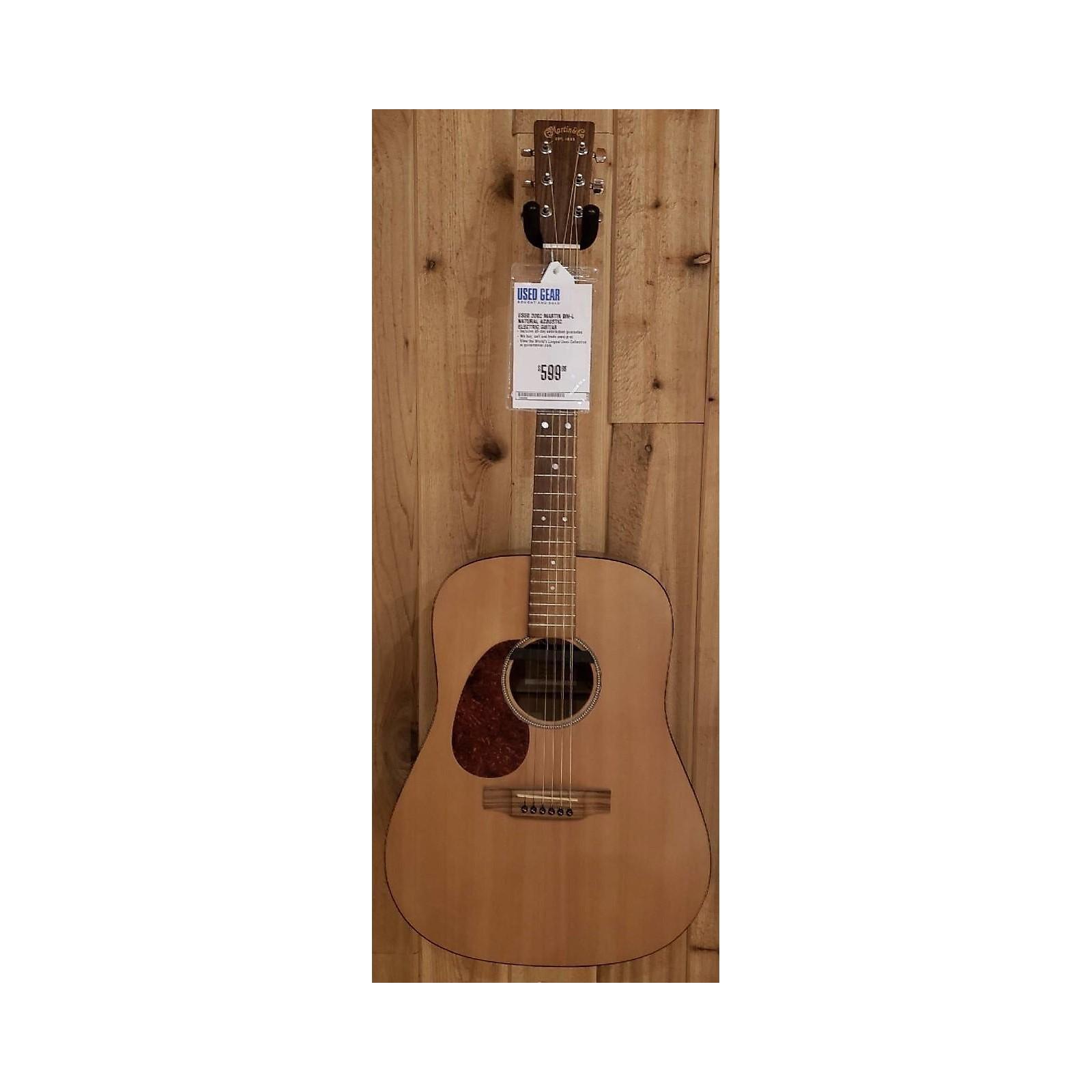 Martin 2002 DM-L Acoustic Electric Guitar