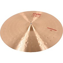 Open BoxPaiste 2002 Power Ride Cymbal
