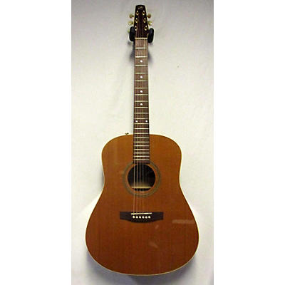 Seagull 2002 S6 ANNIVERSARY Acoustic Electric Guitar