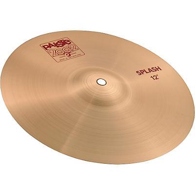 Paiste 2002 Splash Cymbal