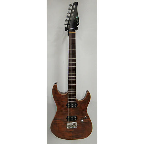 Suhr 2002 Standard Solid Body Electric Guitar Tiger Eye