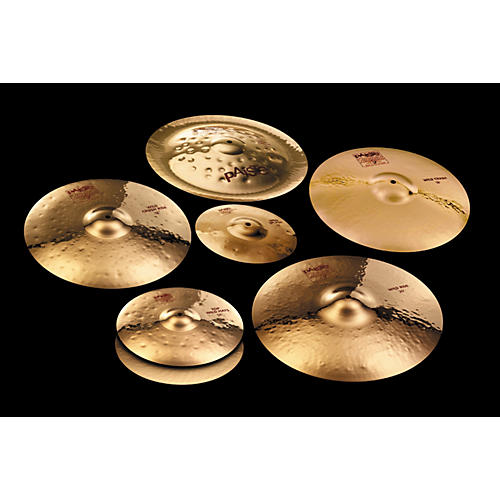 Paiste 2002 Wild Hi-Hat Cymbal Pair